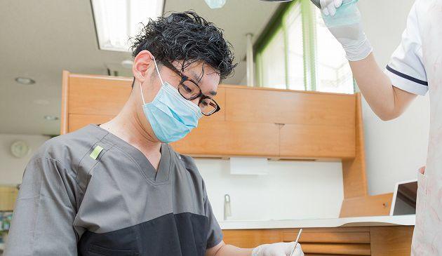 歯科医師2名による診療体制
